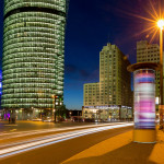 Twister, Berlin, Potsdamer Platz