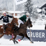 Thomas Winter & Eva Brühl @2016 Kitzbuehel Snow Polo Jan 16 Gruber vs GymEntry-18